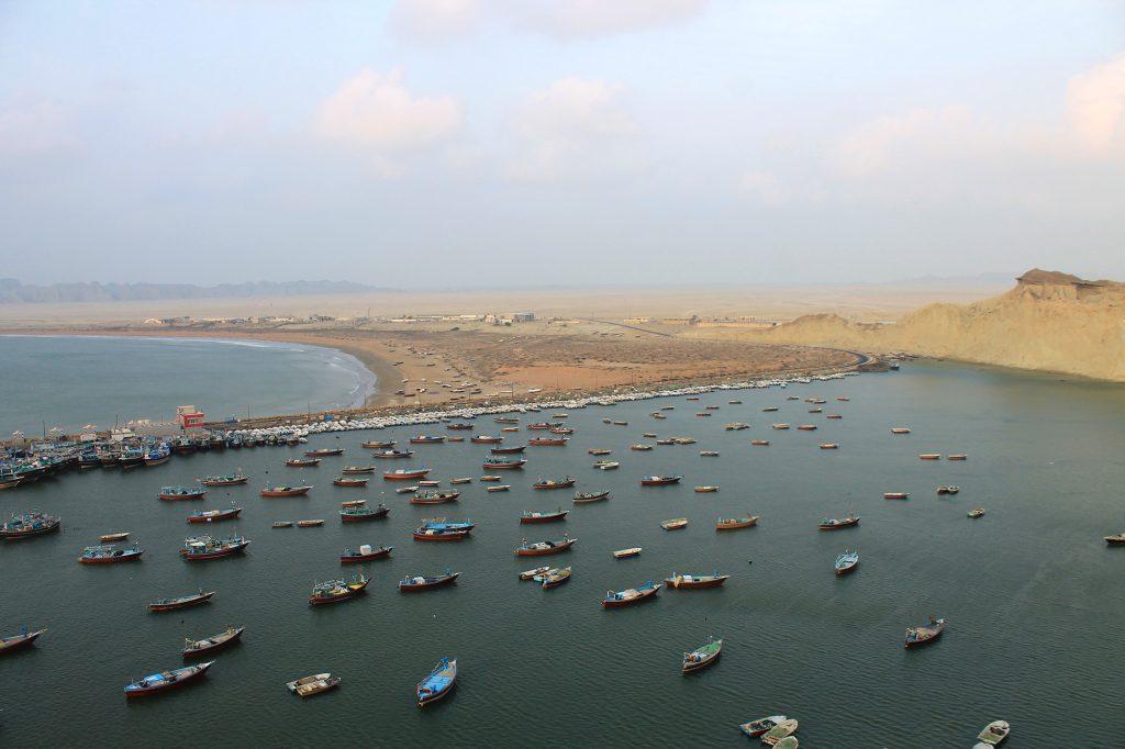 Berris Port Sistan Balouchistan