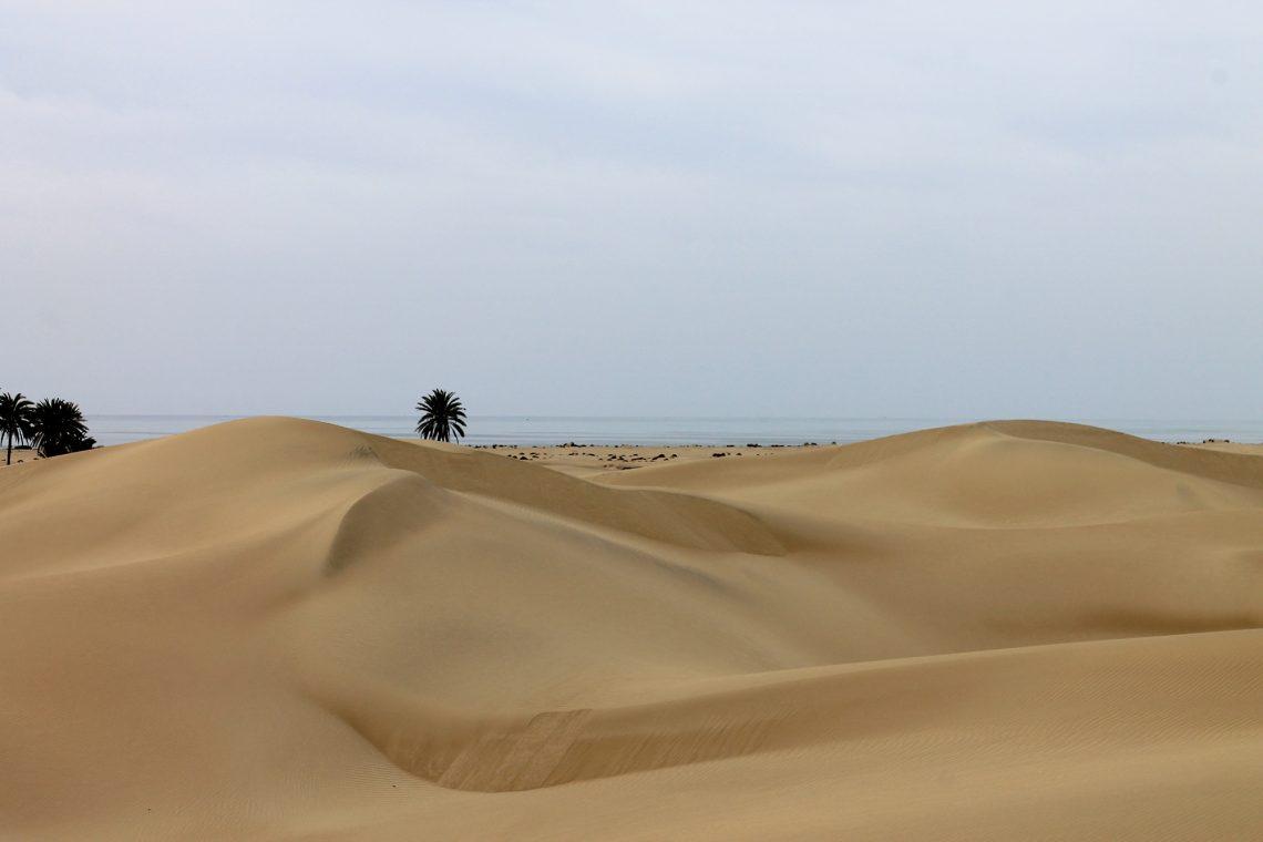 Dunes de Sable Sistan Balouchistan Chabahar Darak Beach
