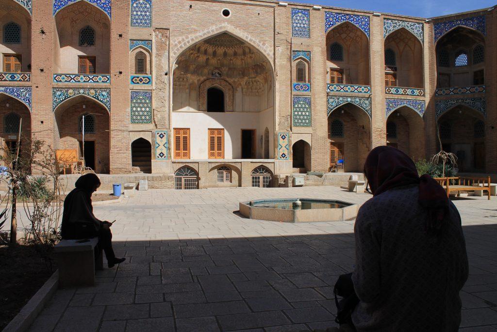 Voyages solo en Iran