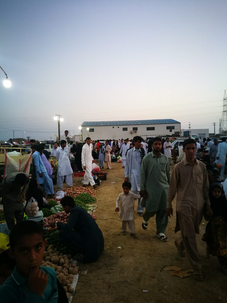 Jomeh Bazaar Sistan Balouchistan Chabahar
