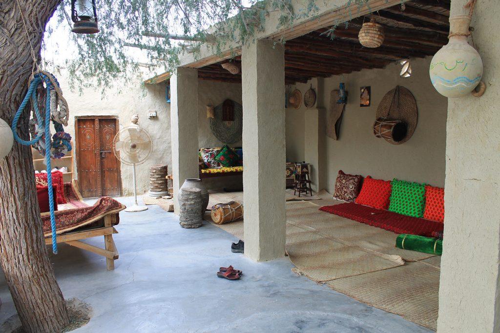Homestay sur Ile de Qehsm Golfe Persique Sud Iran