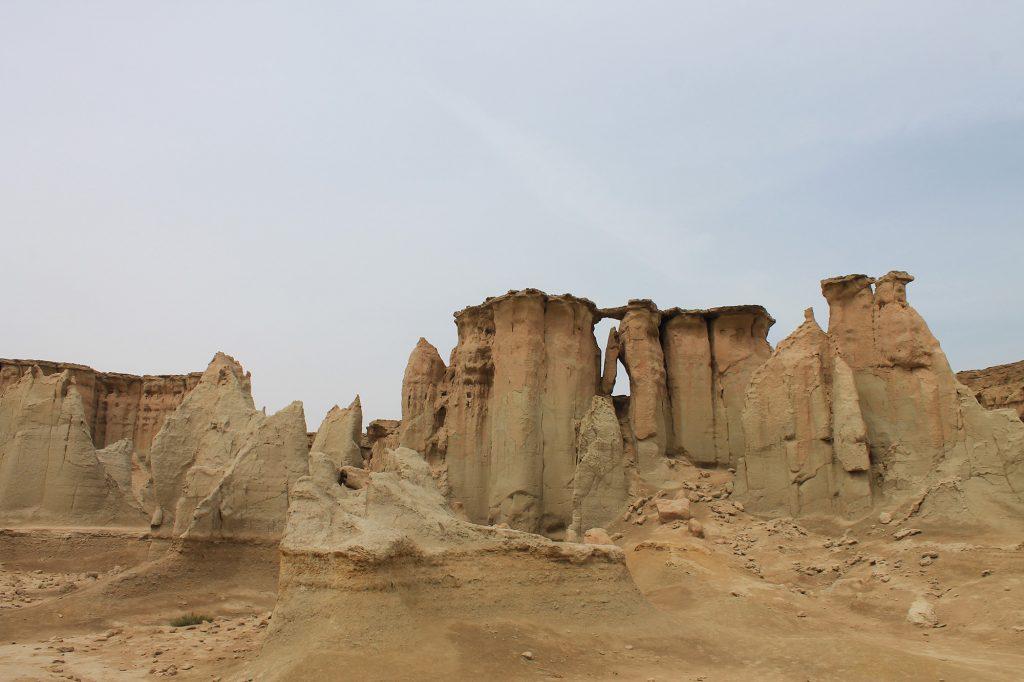 Vallée des Etoiles Qeshm Golfe Persique Sud Iran