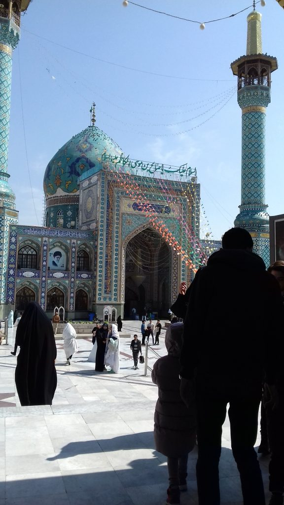 Tajrish Téhéran Imamzadeh Saleh
