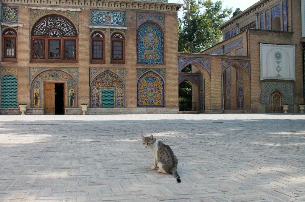 Golestan Palace Téhéran